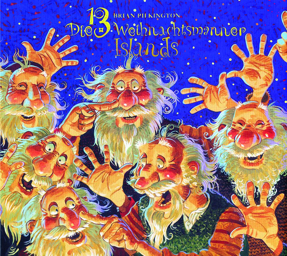 Die 13 Weihnachtsmänner Islands | Tipps für Kids
